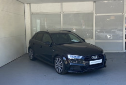 AUDI A3 1.5 TFSI 150 BLACKLINE S-LINE S-TRONIC occasion