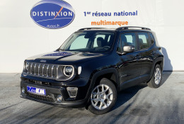 JEEP RENEGADE 1.0 GSE T3 TURBO 120CH LIMITED occasion