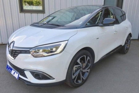 RENAULT SCENIC IV 1.7 BlueDCI 120 EDC Bose Edition occasion