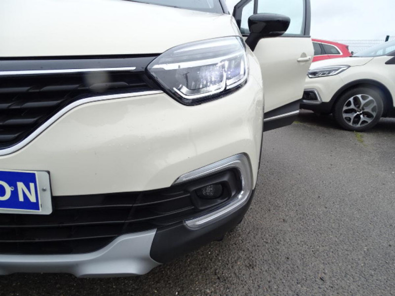 RENAULT CAPTUR 0.9  TCe - 90  Intens + CAMERA occasion