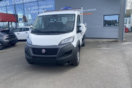 FIAT DUCATO FOURGON Maxi Business 3.5 M 2.3 Multijet - 140 Euro 6d-t  III BENNE CABINE Chassis cabine benne Acier occasion
