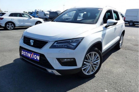 SEAT ATECA 1.5 TSI 150 DSG Xcellence Attelage occasion