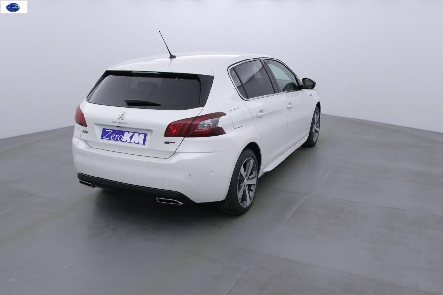 PEUGEOT 308 BLUEHDI 130CH S&S BVM6 GT occasion