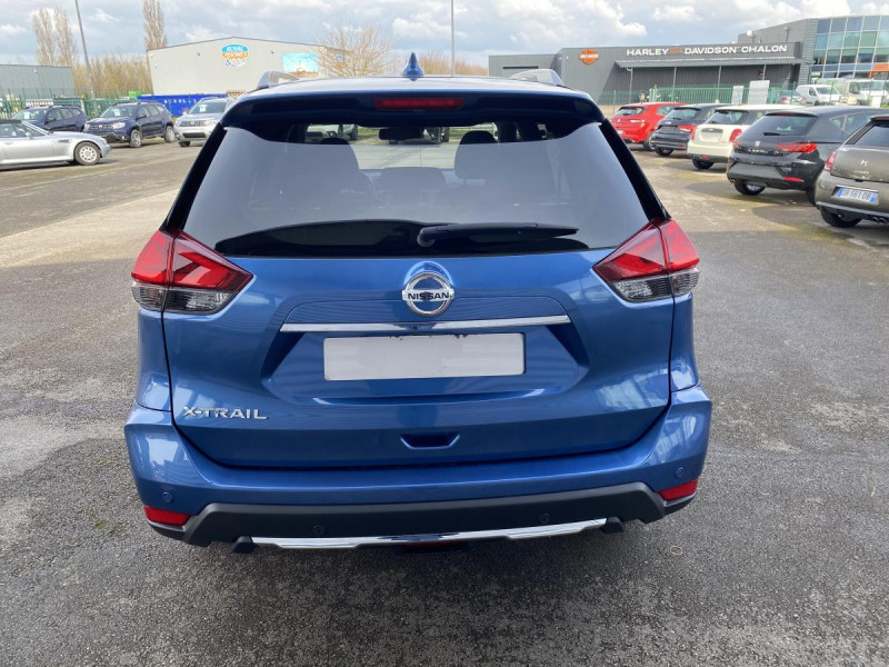 NISSAN X-TRAIL 1.7 dCi - 150 - BV Xtronic 2019 III 2014 BREAK N-Connecta PHASE 2 occasion