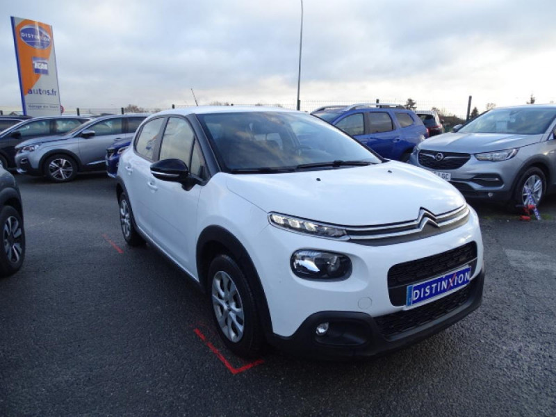 CITROEN C3  1.2 PureTech 82 FEEL occasion