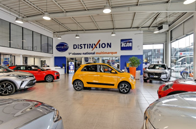 DISTINXION SAINT HERBLAIN AUTOMOBILES DISTRIBUTION