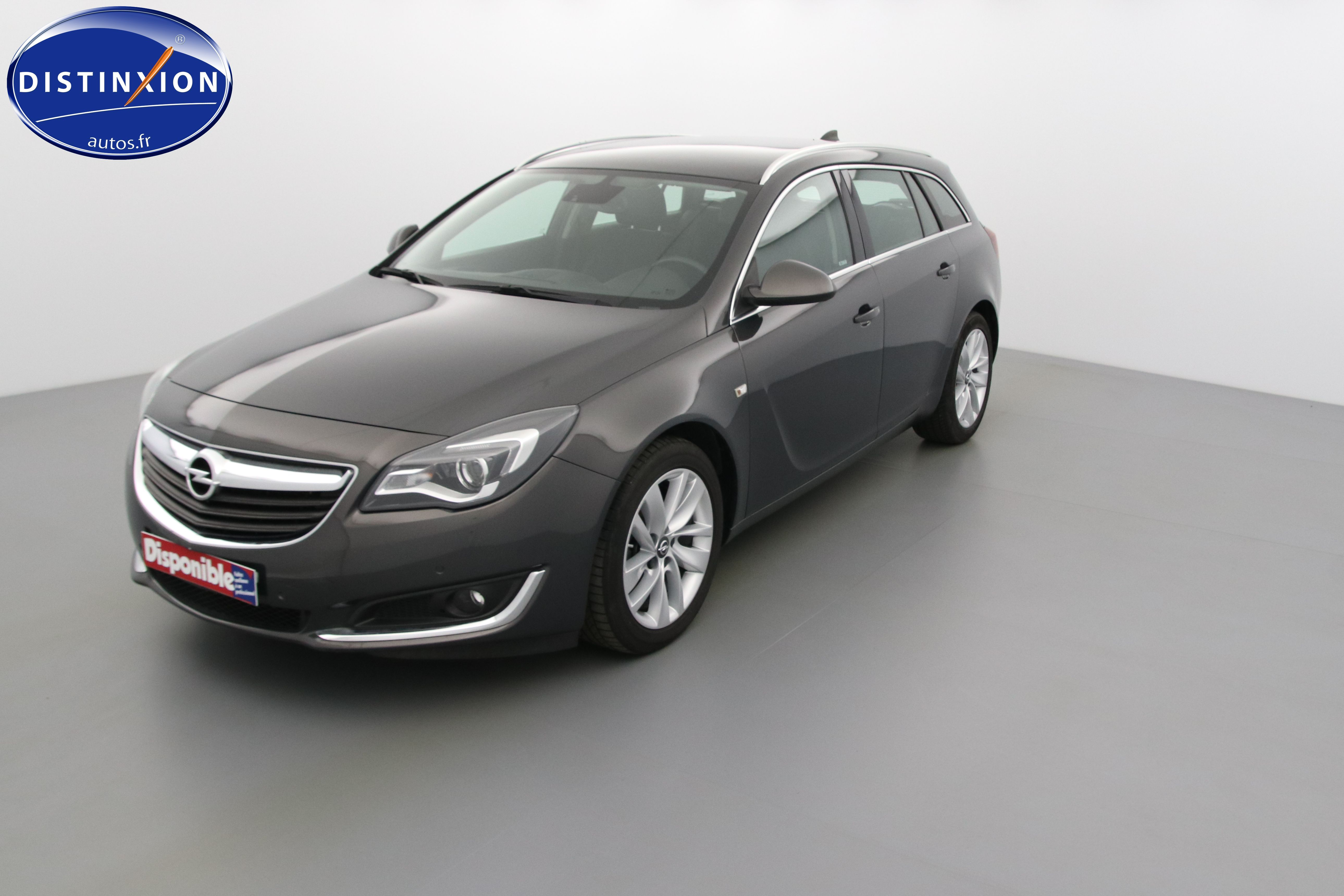 Véhicule occasion - OPEL - INSIGNIA ST