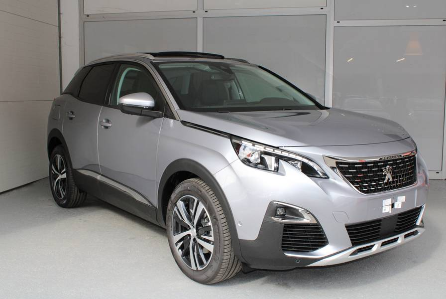 PEUGEOT 3008 1.5 HDI 130 EAT8 ALLURE LED T.O occasion