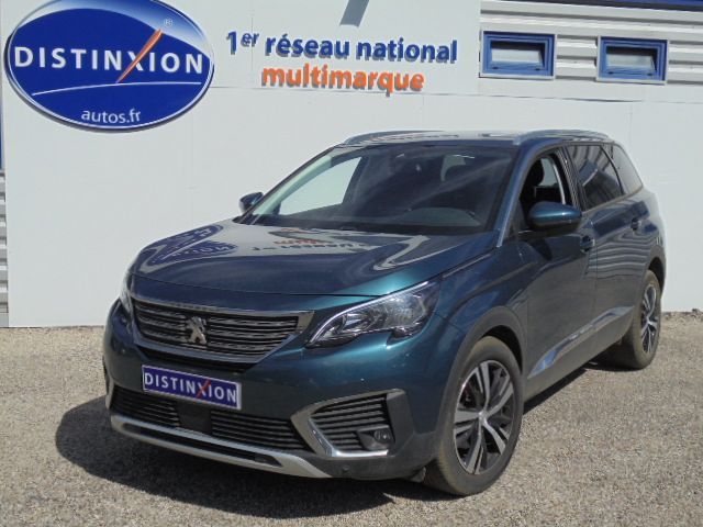 PEUGEOT 5008 1.5 BLUEHDI 130CH S&S BVM6 ALLURE occasion