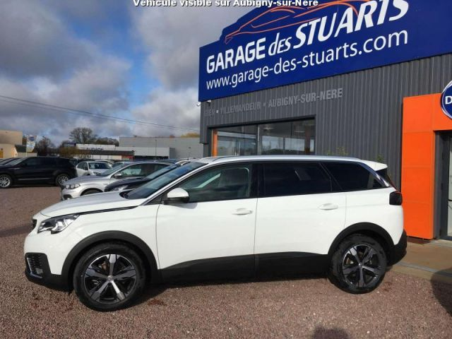 PEUGEOT 5008 1.6 HDI 120CH ACTIVE EAT6