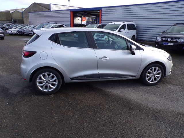 RENAULT CLIO IV TCE 90 INTENS PACK TECHNO occasion