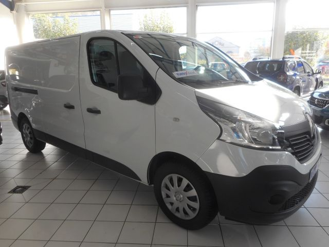 RENAULT TRAFIC FOURGON L2H1 1.6 DCI 145 CH GRAND CONFORT