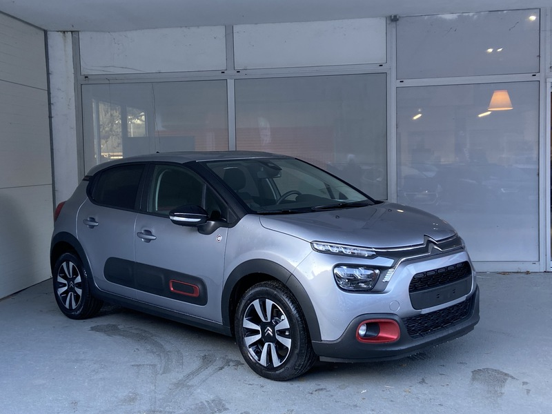 CITROEN C3 NEW PURETECH 83 C-SERIES occasion