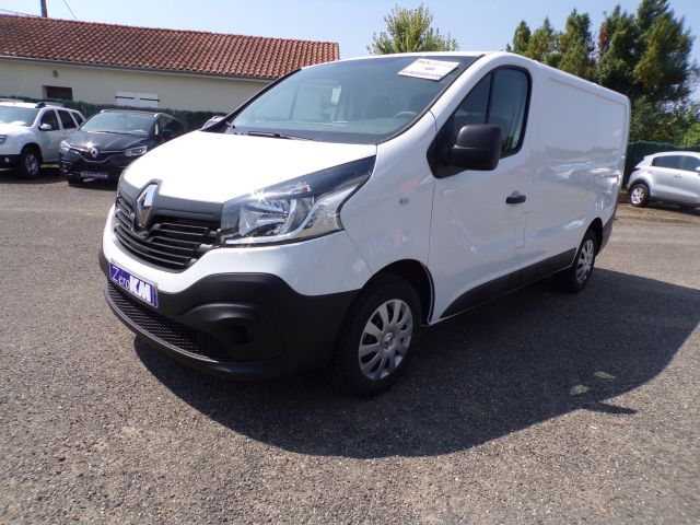 RENAULT TRAFIC FOURGON L1H1 DCI 120 GRD CONFORT GPS