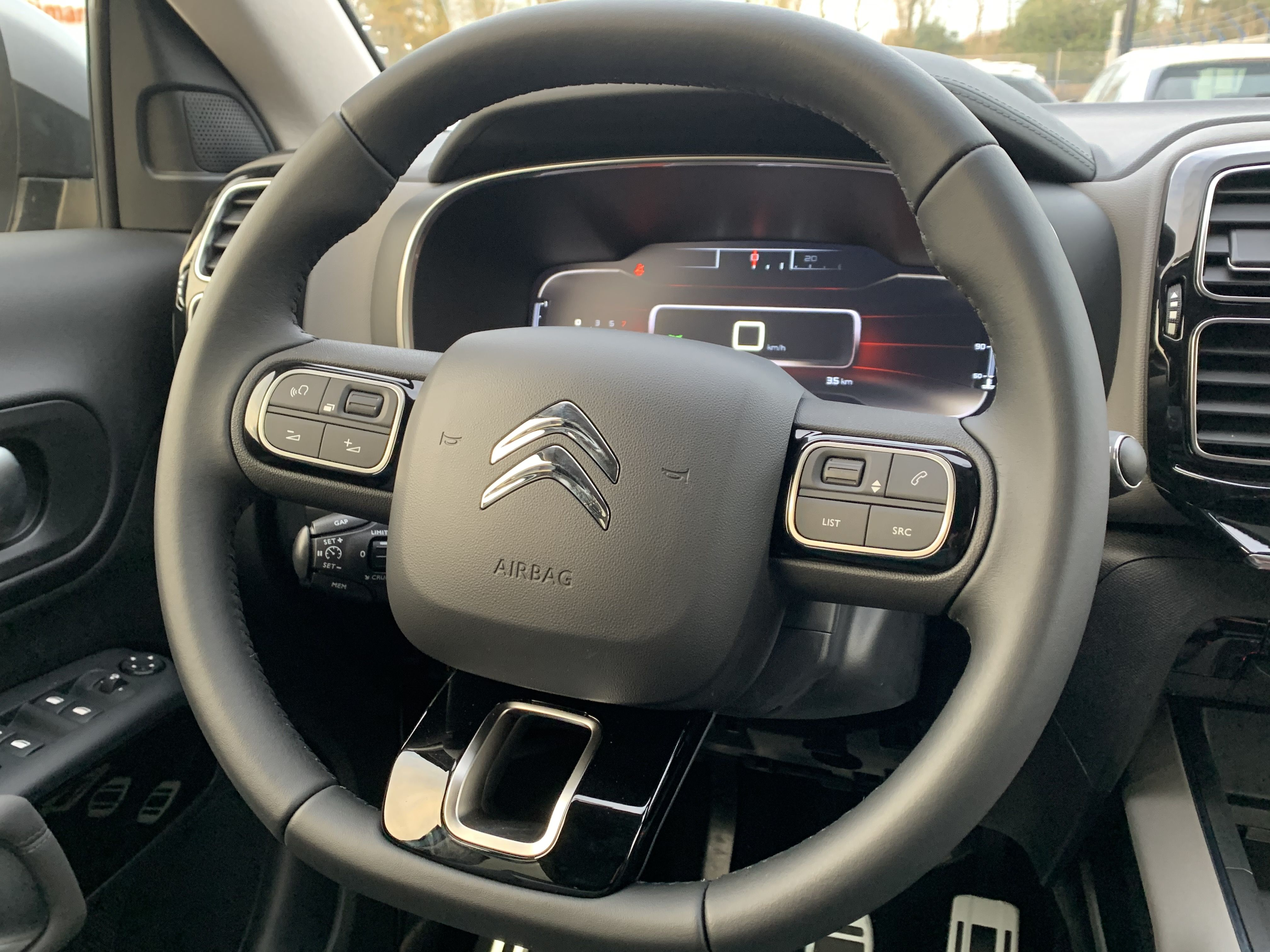 CITROEN C5 AIRCROSS 1.5 BLUEHDI 130CH S&S BVM6 SHINE occasion