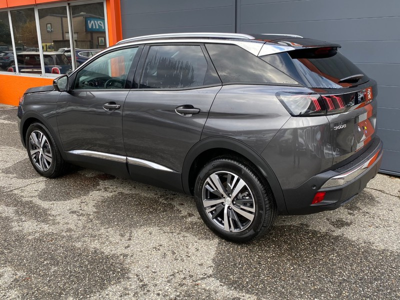 PEUGEOT 3008 NEW HDI 130 EAT8 ALLURE PACK occasion