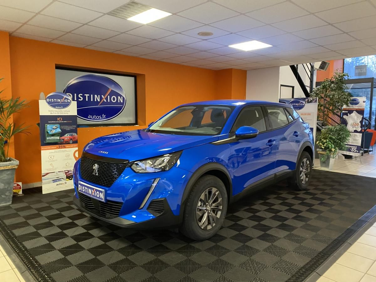 PEUGEOT 2008  1.5 BlueHDi100 Active  occasion
