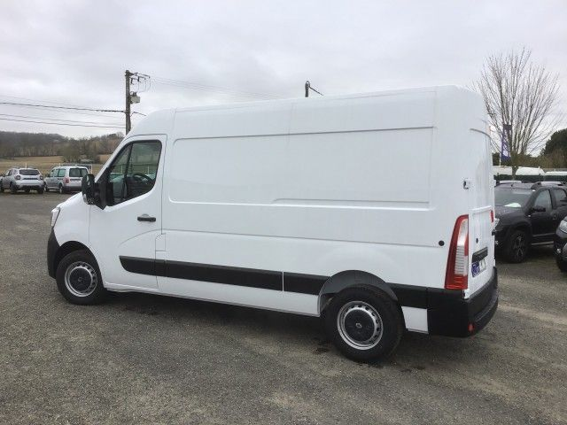 RENAULT MASTER FOURGON NM L2H2 3T3 DCI 135 GRAND CONFORT occasion