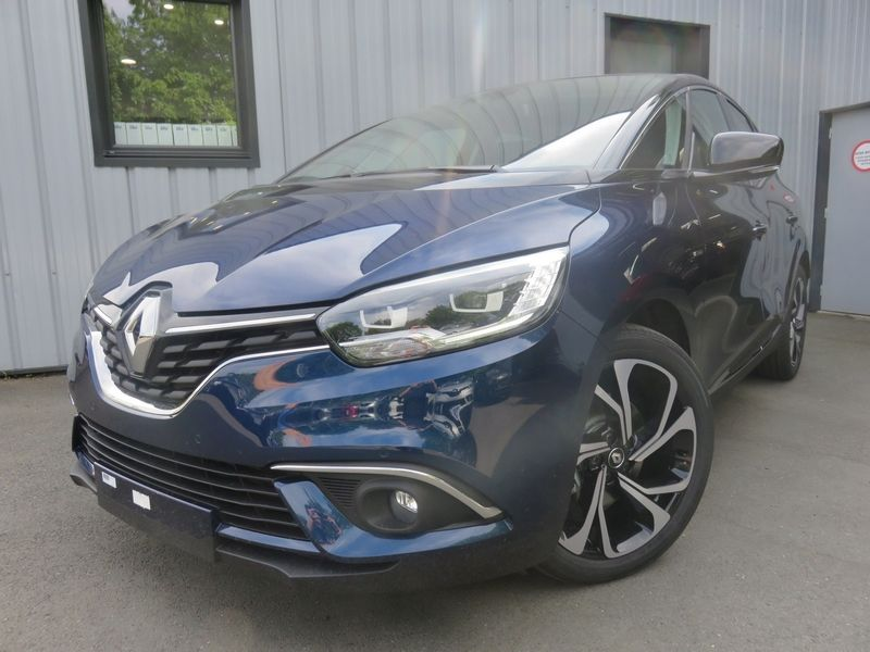 RENAULT SCENIC IV 1.7 BlueDCI 120 Bose Edition occasion
