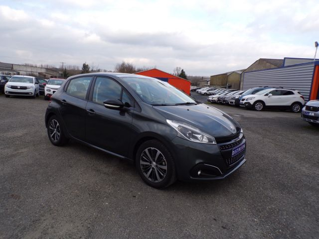 PEUGEOT 208 1.2 PURETECH 82 ACTIVE FULL OPTIONS occasion